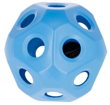 HeuBoy blau Futterspielball Spielball 40 cm Kerbl 3210385