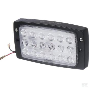 Kramp LED Arbeitsscheinwerfer 27W 3375lm Einbau Kabinendach LA80300